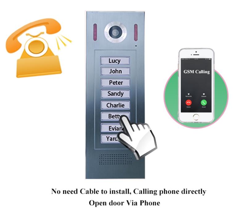 GSM Door Bells