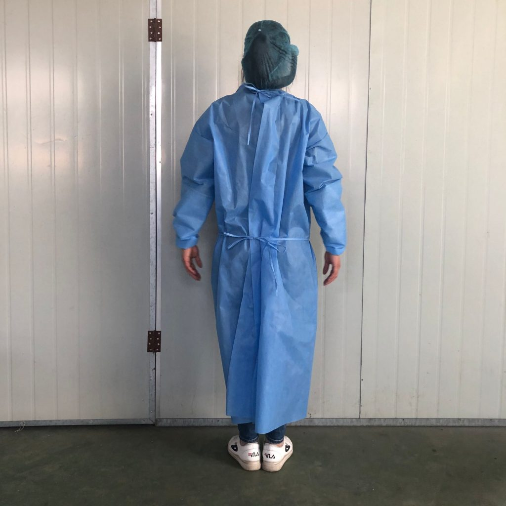 disposable gownsDisposable Gowns and Gloves,