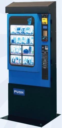 Effective Vending Machine